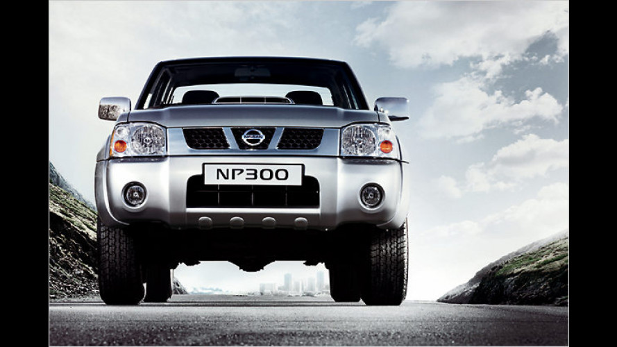 Mehr Wild West: Nissans Pick-up NP300 kommt nach Europa
