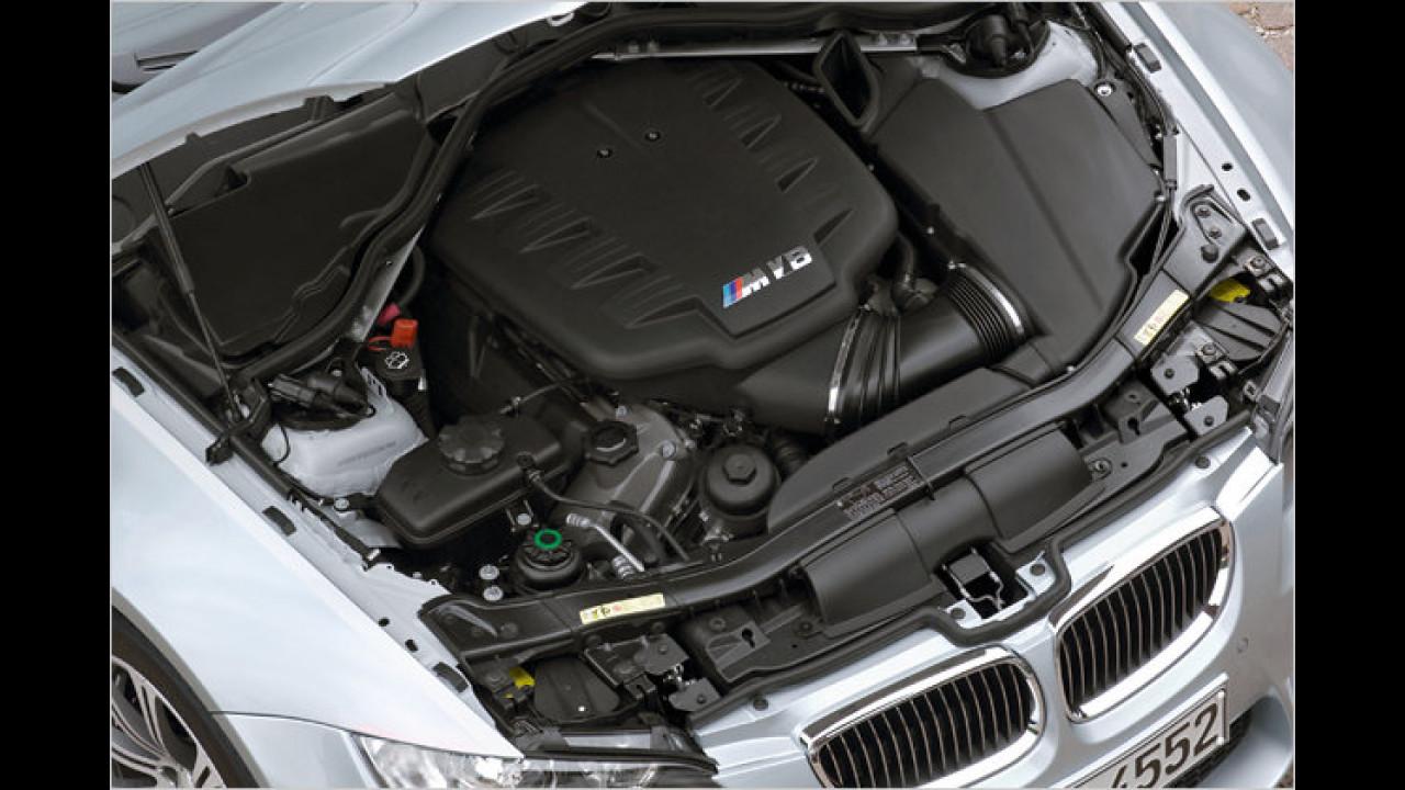 Bester Motor 3,0 Liter bis 4,0 Liter Hubraum