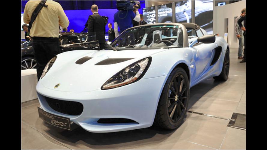 Club Racer: Neues Basismodell der Lotus Elise