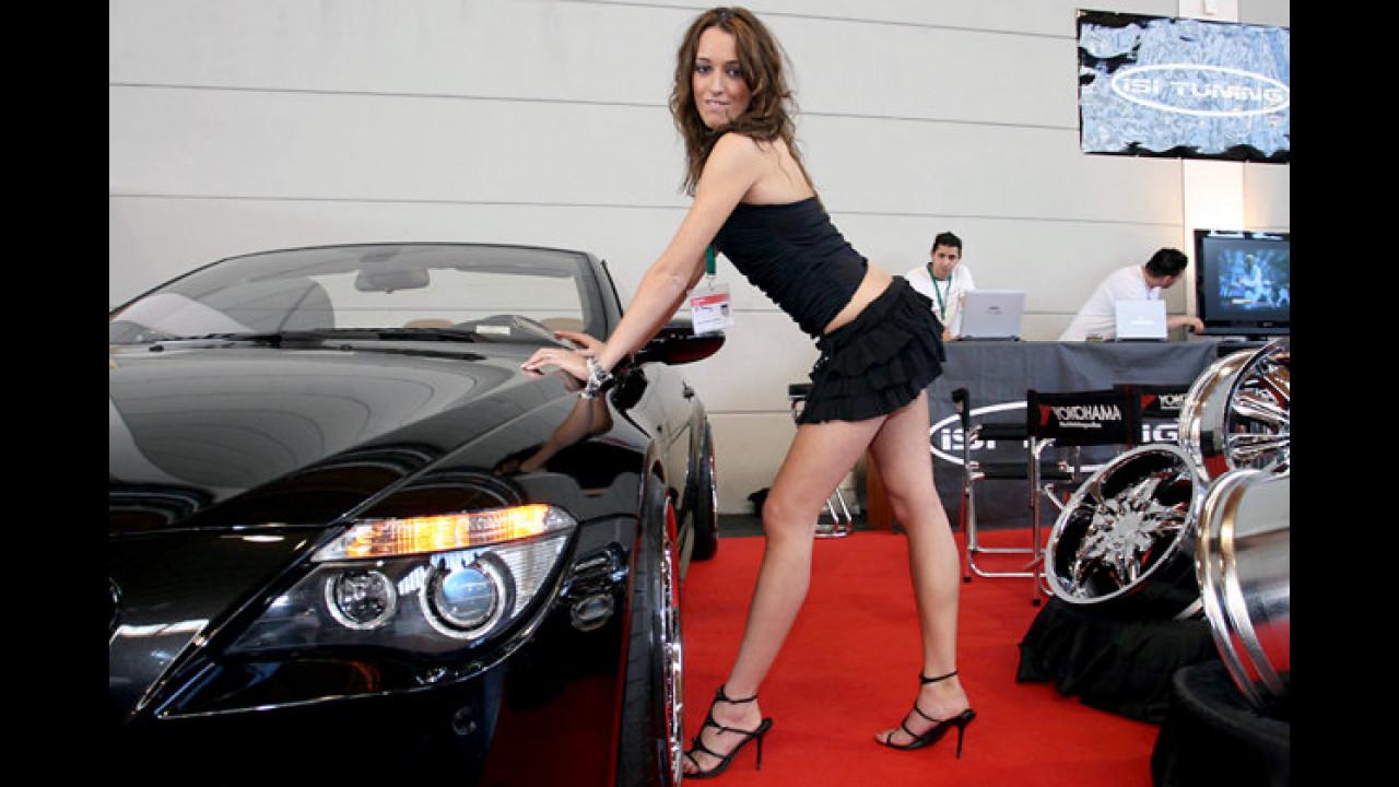 Wow, da zieht selbst der BMW die Augenbraue hoch