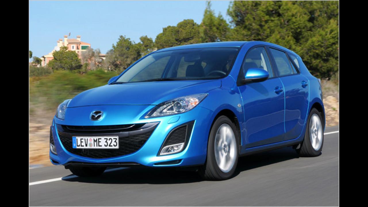 Mazda 3 1.6 CD Prime-Line