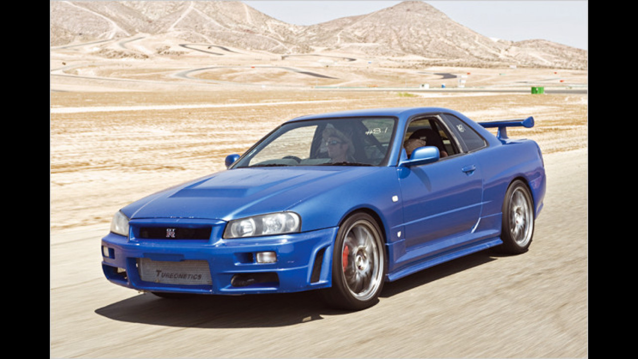 Nissan Skyline GT-R (The Fast and the Furious)