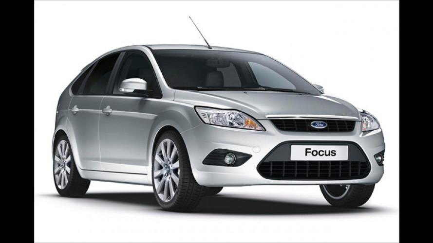 Ford Focus Magic: Jetzt auch in Weiß und mit Diesel