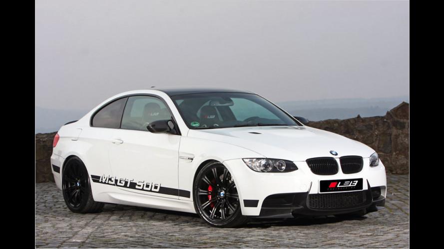 BMW mit 470 PS: Tuner Leib präsentiert M3 GT 500