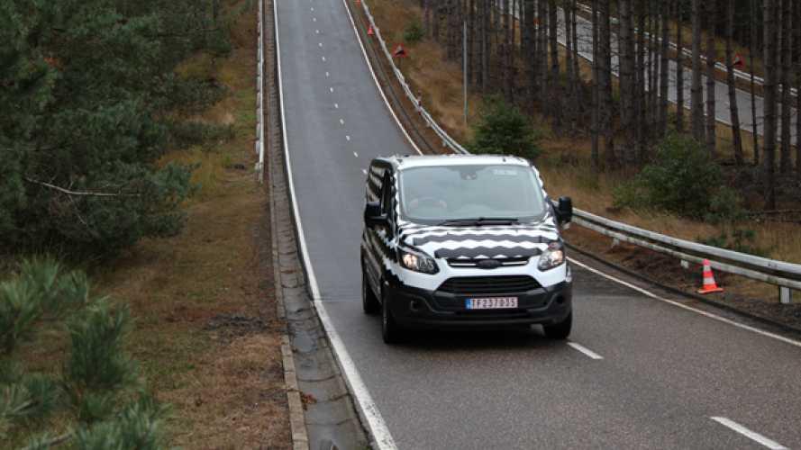 Ford, test estremi per Transit