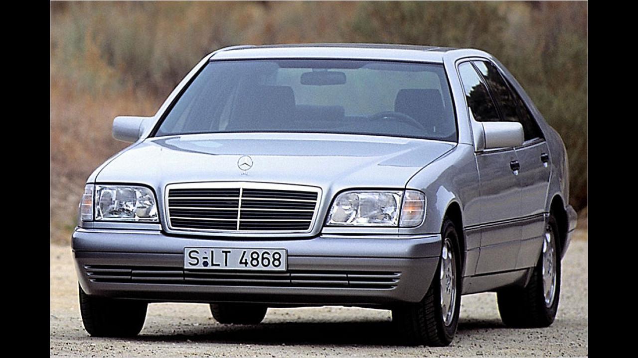 Mercedes S-Klasse (1992)
