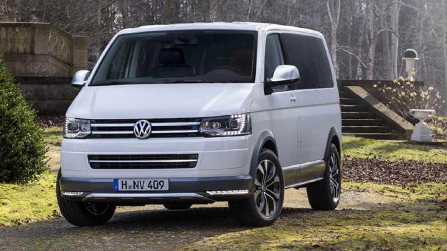 Nuovo Volkswagen Multivan PanAmericana