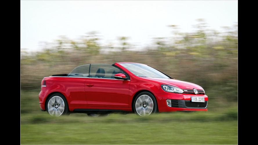VW Golf GTI Cabrio im Dauertest