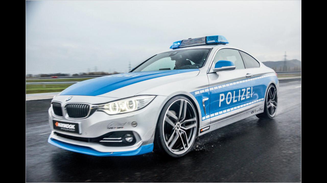 Tune it! Safe!: AC Schnitzer BMW 4er Coupé