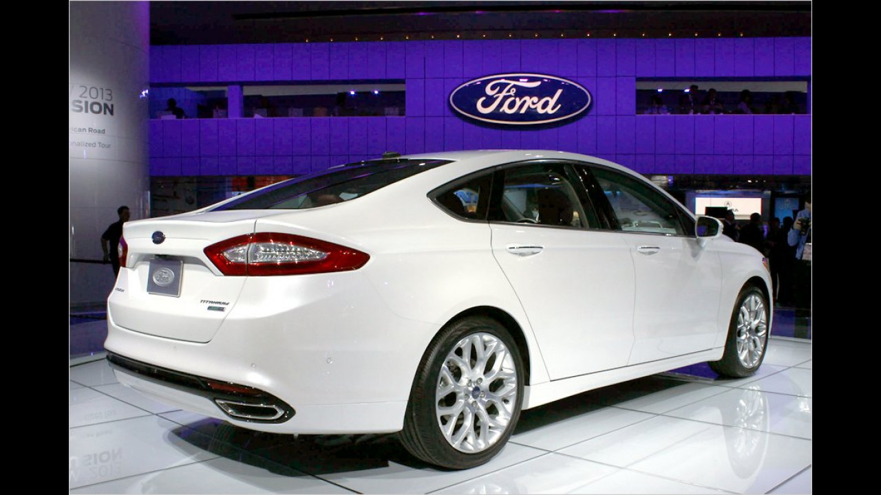 Ford Fusion/Mondeo