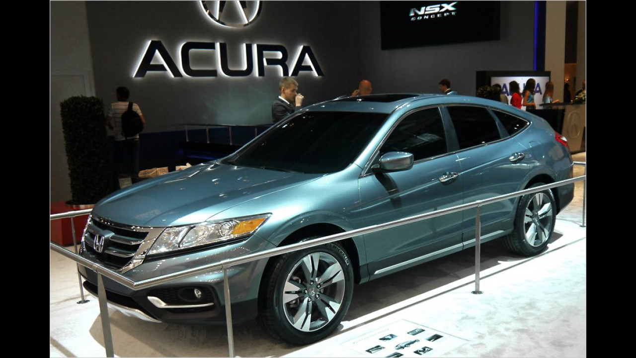 Acura Crosstown Concept