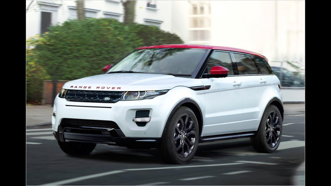Range Rover Evoque Britain III