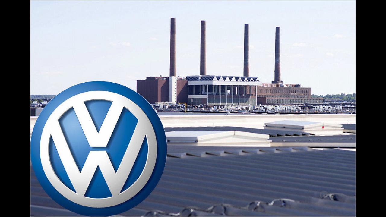 Die Updates für betroffene VWs