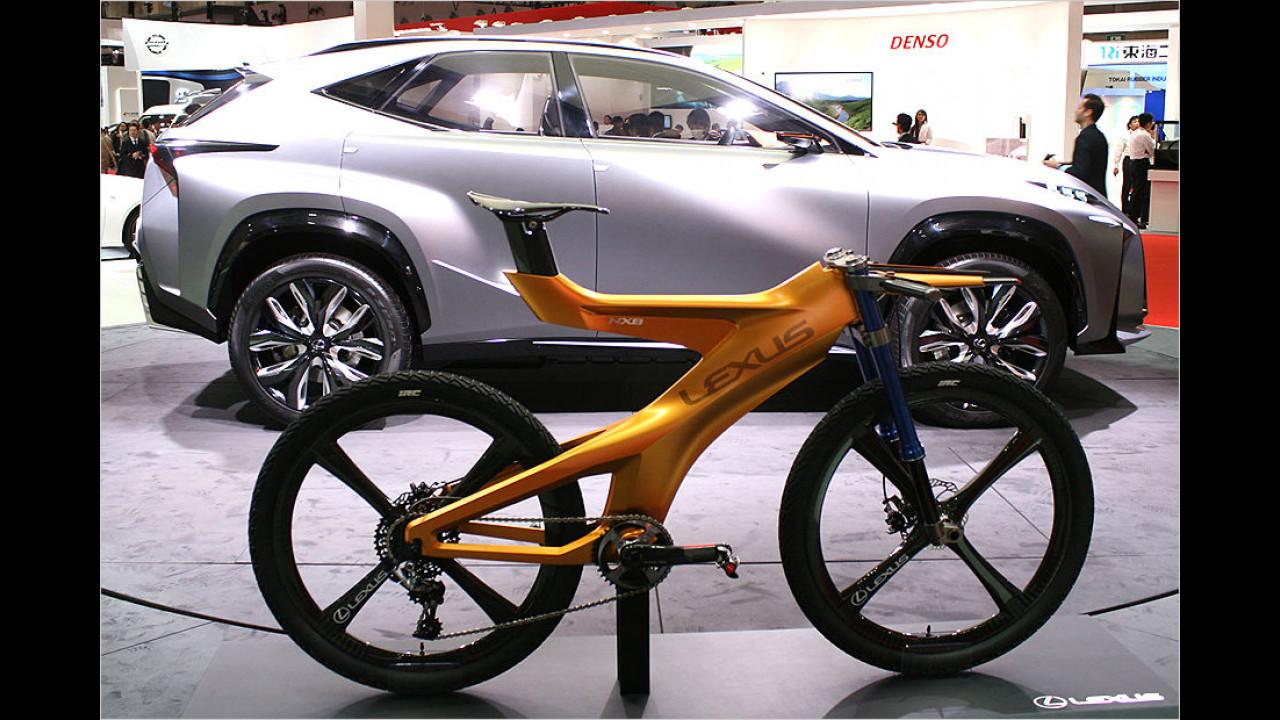 Lexus-Bike