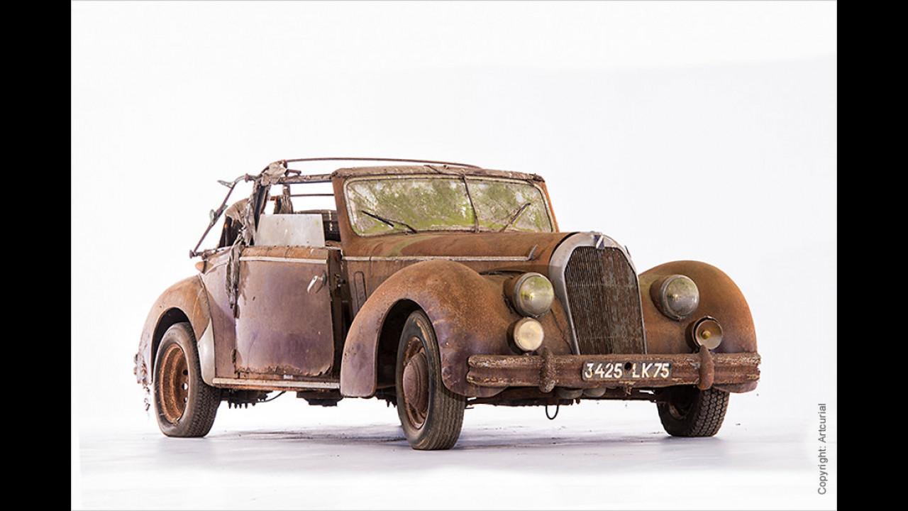 Talbot-Lago Baby T15 LB Cabriolet Guilloré (ca. 1950)