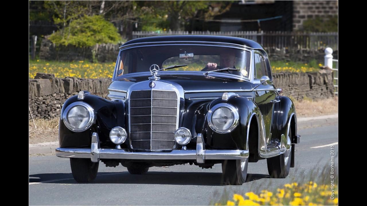 Mercedes 300 Sc Coupé 1956