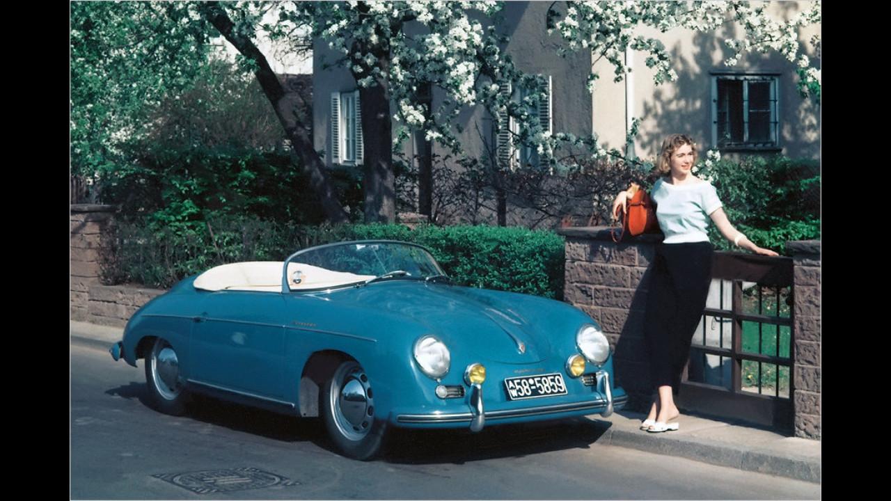 Porsche 356 Speedster (1954)