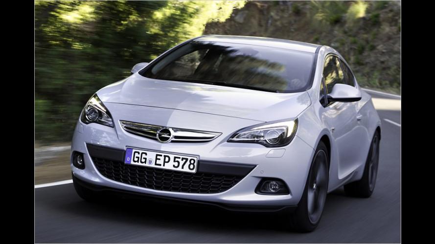 Opel Astra GTC 2.0 CDTI im Test