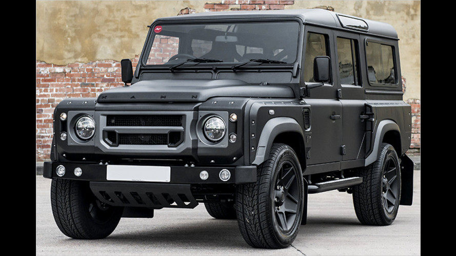 Land Rover Defender ,The End Edition