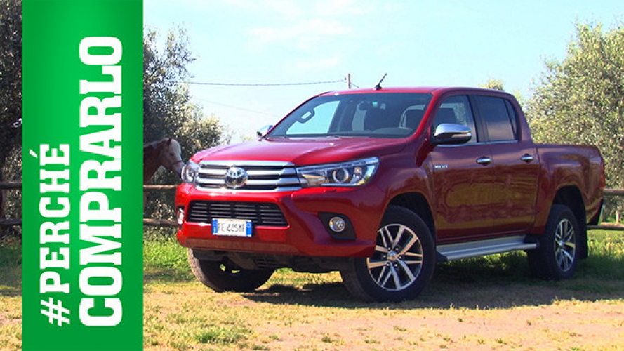 Toyota Hilux| Perché comprarlo... e perché no