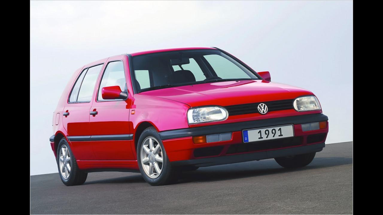 1992: VW Golf