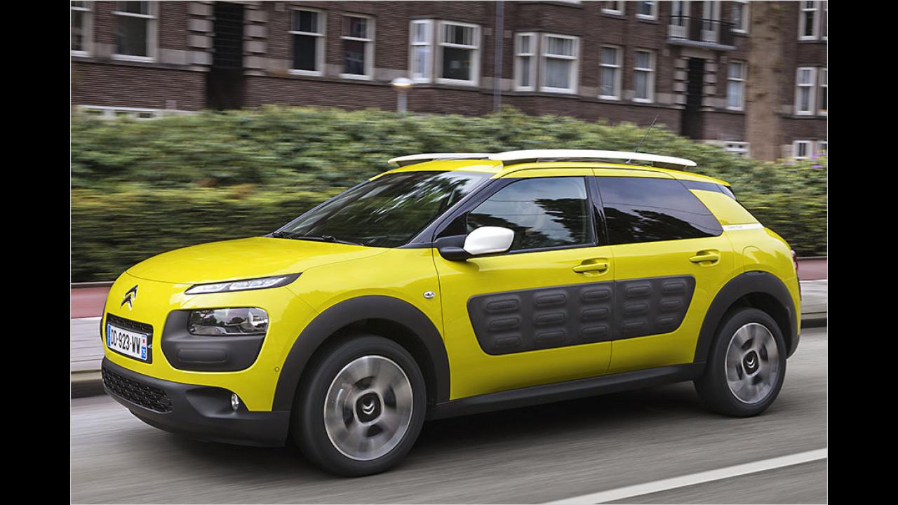 Top: Citroën C4 Cactus