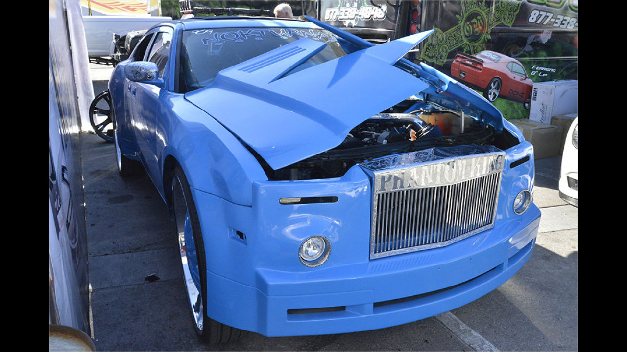 Nokturnal Rolls-Royce Phantom King (2013)