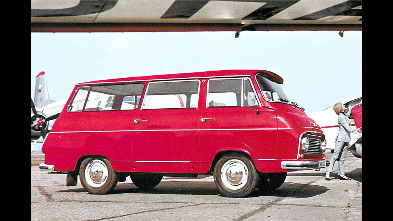 1968: Skoda 1203