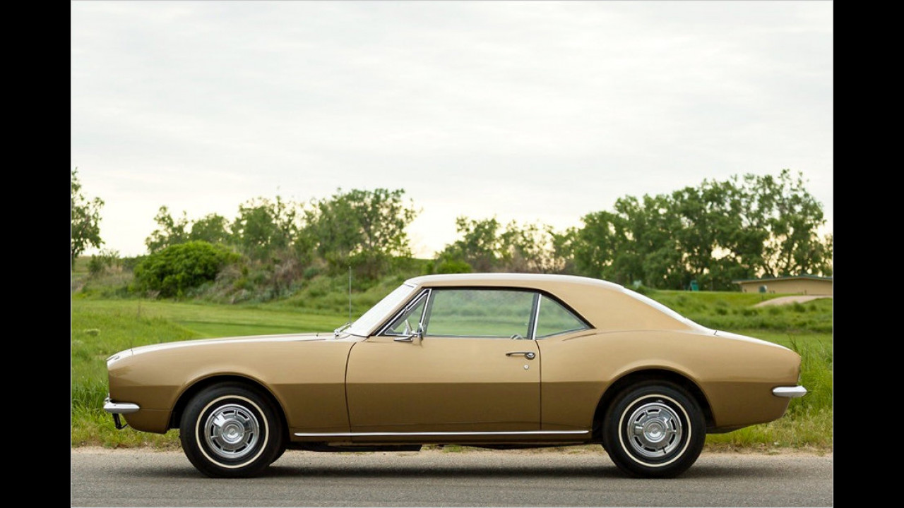 Das drittbeliebteste Sammlerauto in den USA