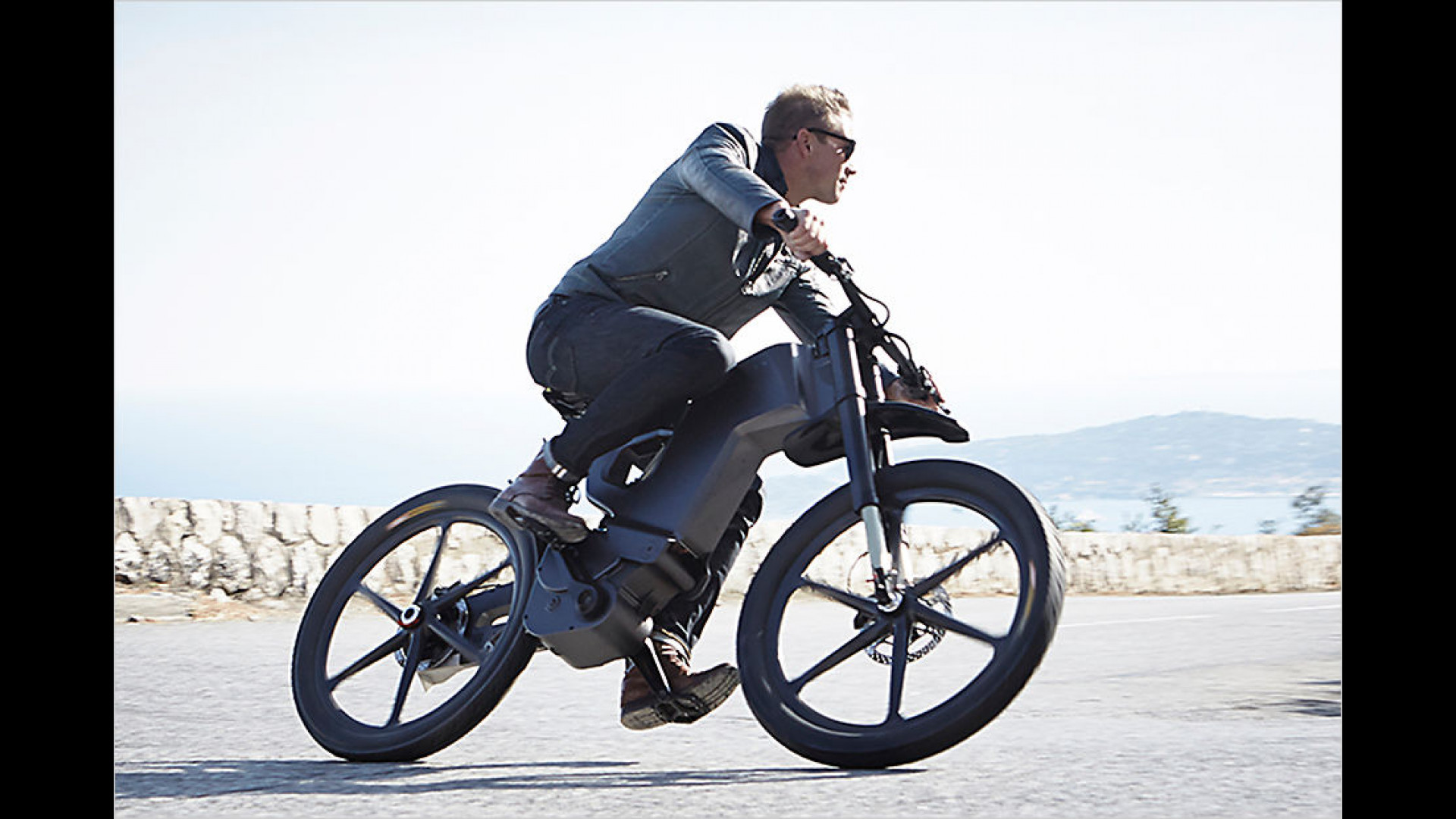 E Bike Von Trefecta 30 000 Euro Teures Elektro Fahrrad
