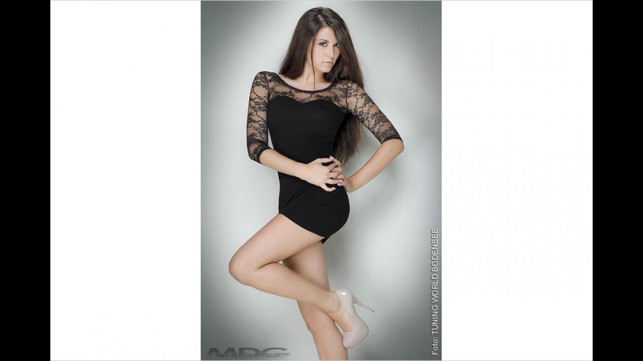Miss Tuning Wahl 2013: Giulia (21) aus Ramstein-Miesenbach