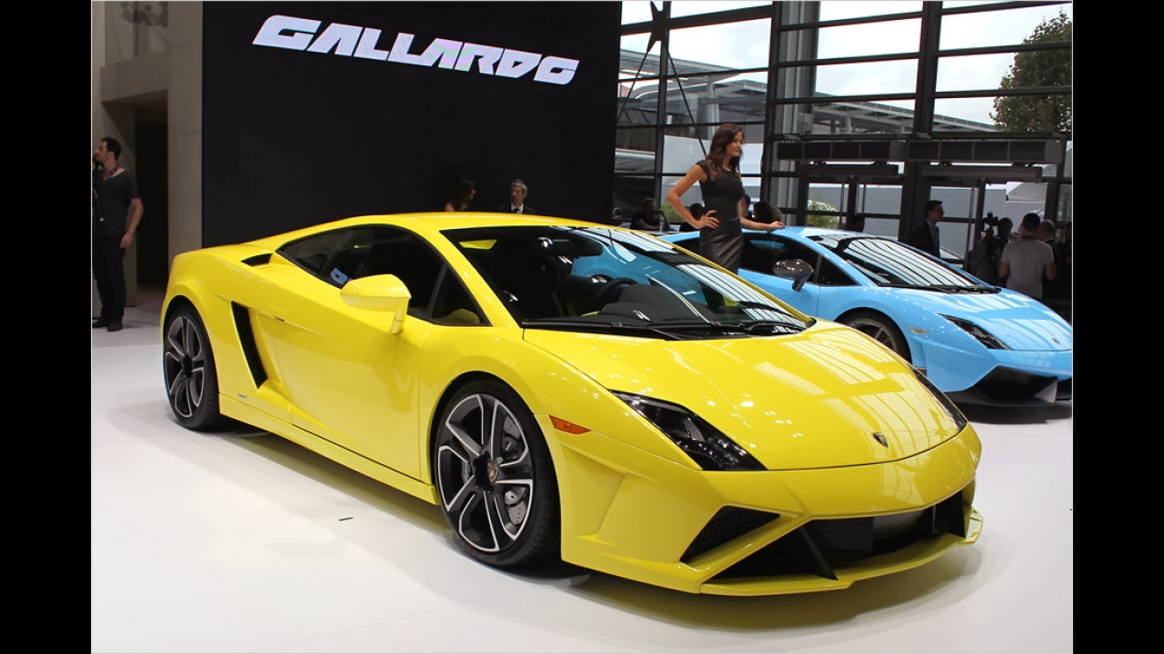 Lamborghini Gallardo LP 560-4 Facelift