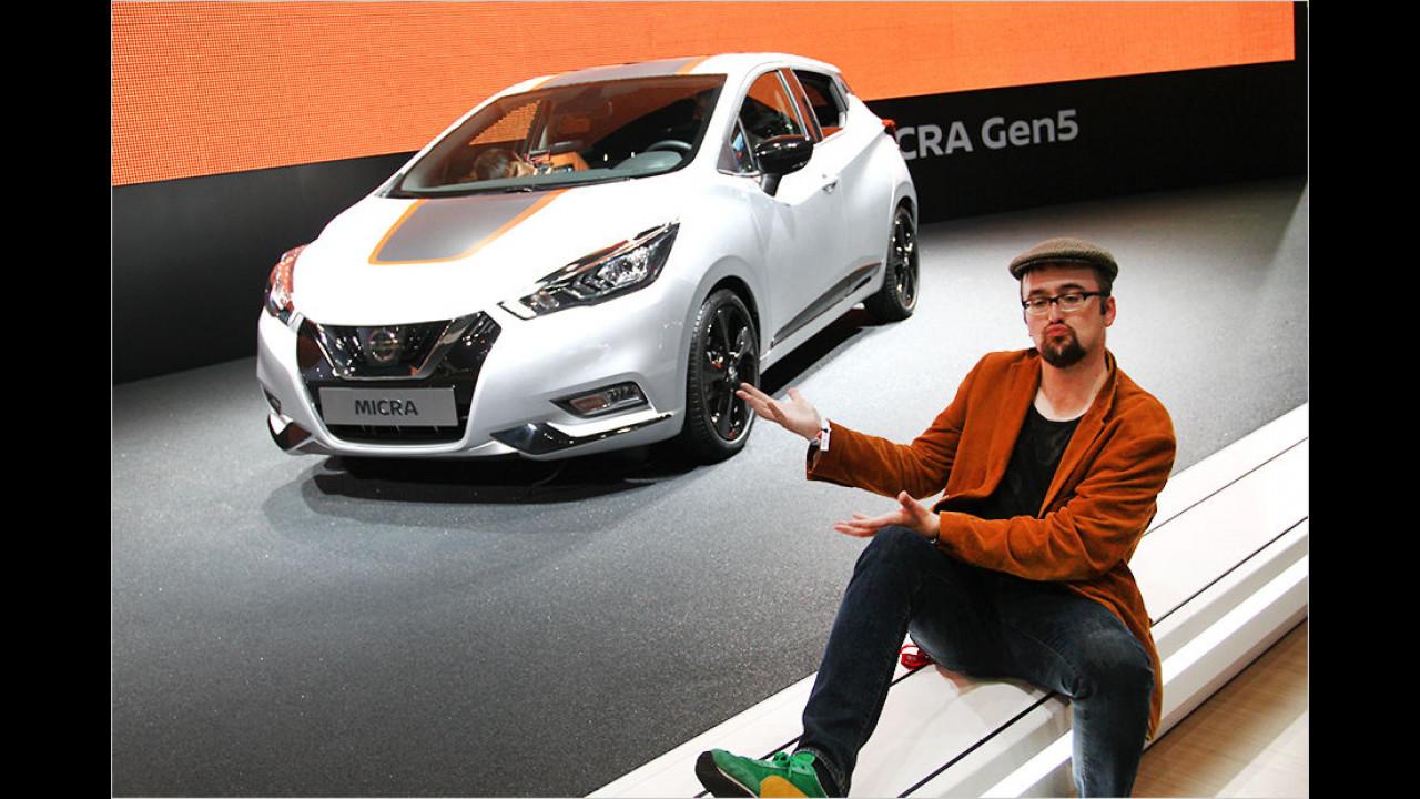 Top: Nissan Micra