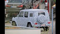 Mercedes G-Klasse als Erlkönig