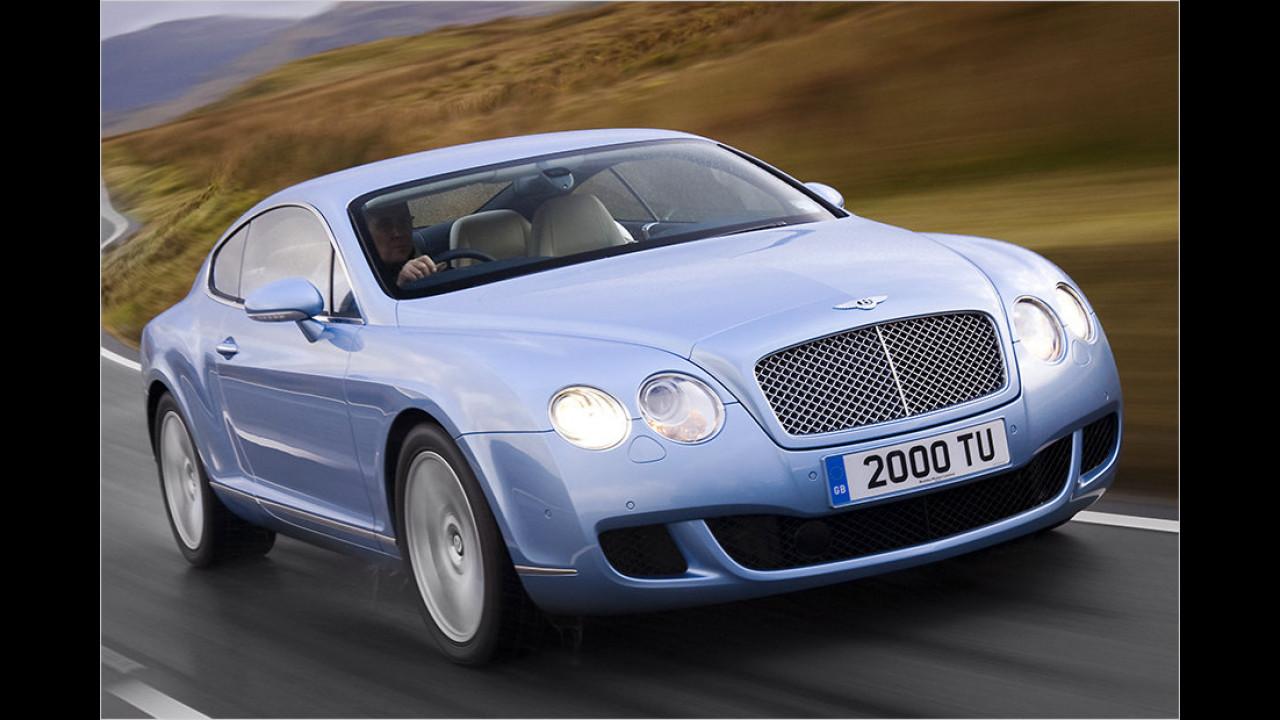 Bentley Continental GT (2003 bis 2011): Ab 33.900 Euro