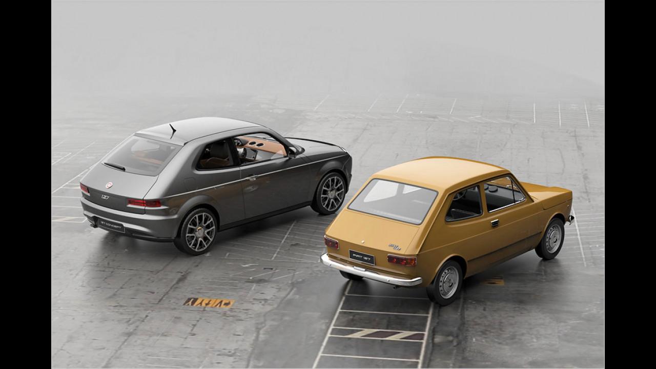 Fiat 127 und 127 Concept