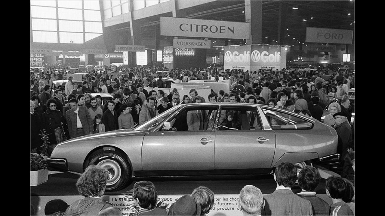 1974: Citroën CX