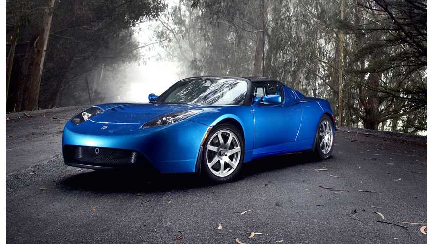Results of Tesla Roadster Battery Capacity Tests Show Pack Should Retain Up to 85% Capacity After 100,000 Miles; Heat Not an Iss