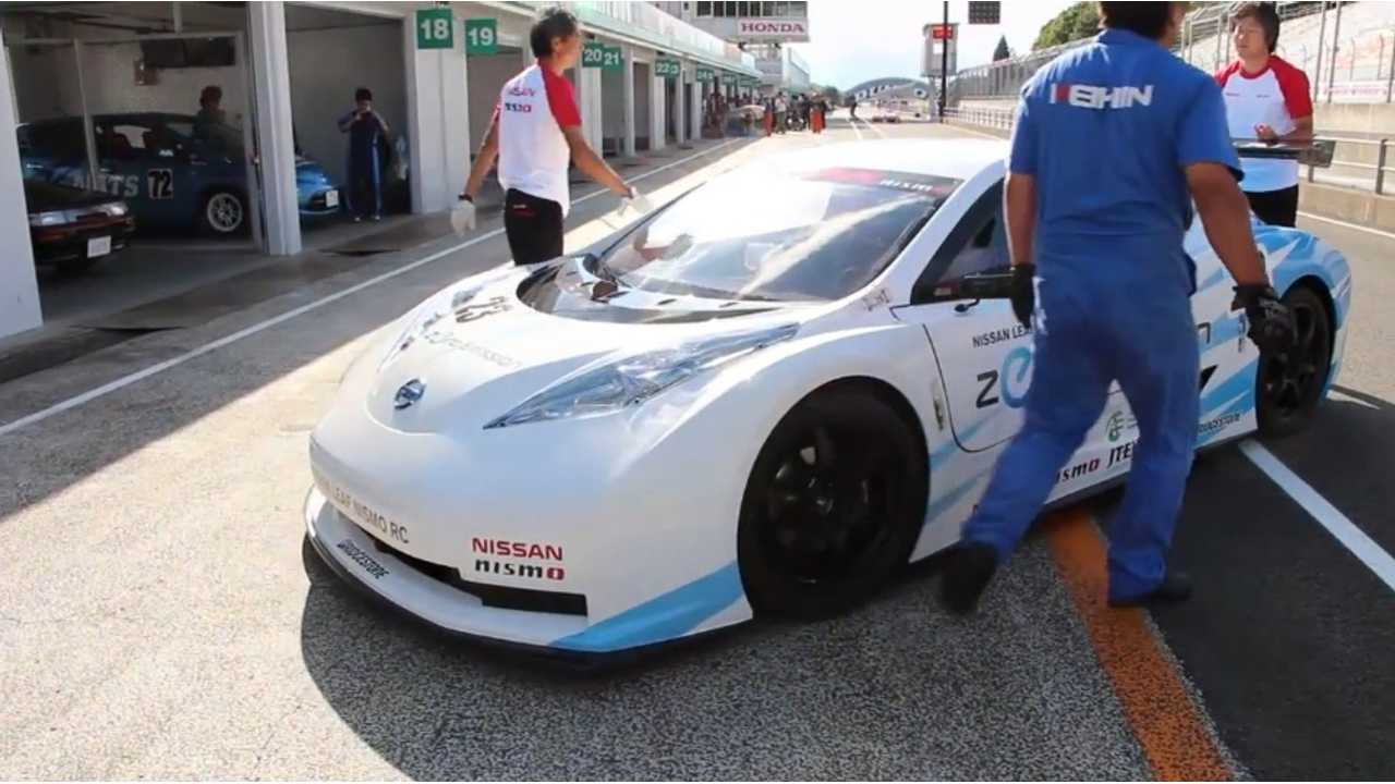 Nissan's Nismo Teams with Williams Advanced Engineering to Develop Future Performance Road Vehicles; Does This Mean More Electrification for Nissan?