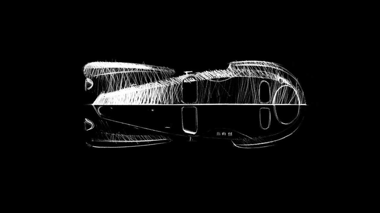 Bugatti Atlantic teaser image