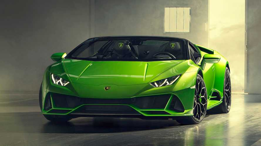 Lamborghini Huracán EVO Spyder 2019