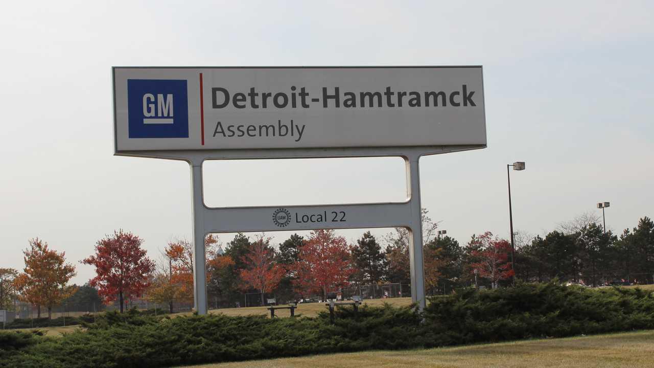 GM Hamtramck Plant