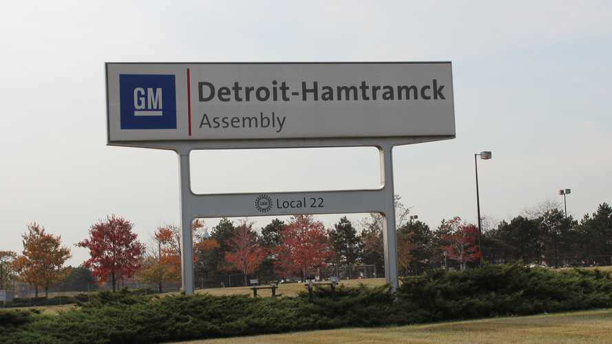 GM Extends Production At Detroit-Hamtramck Plant Through 2020