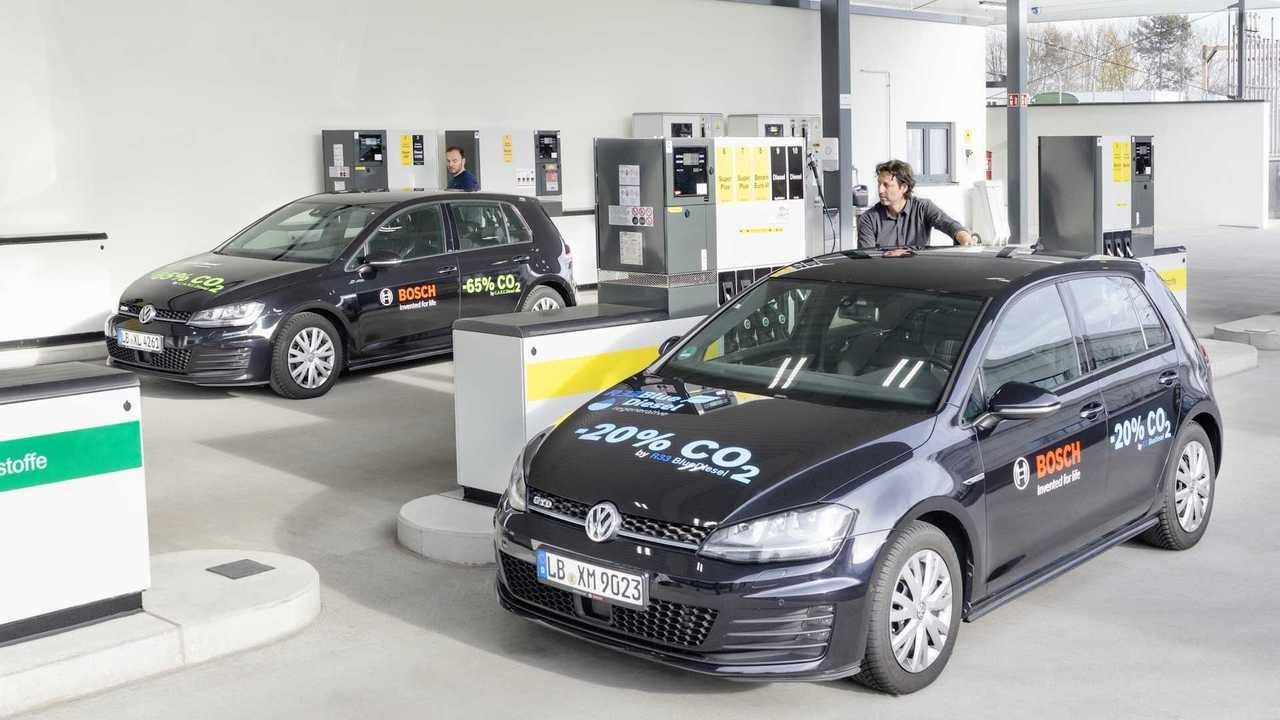 Bosch diesel pulito