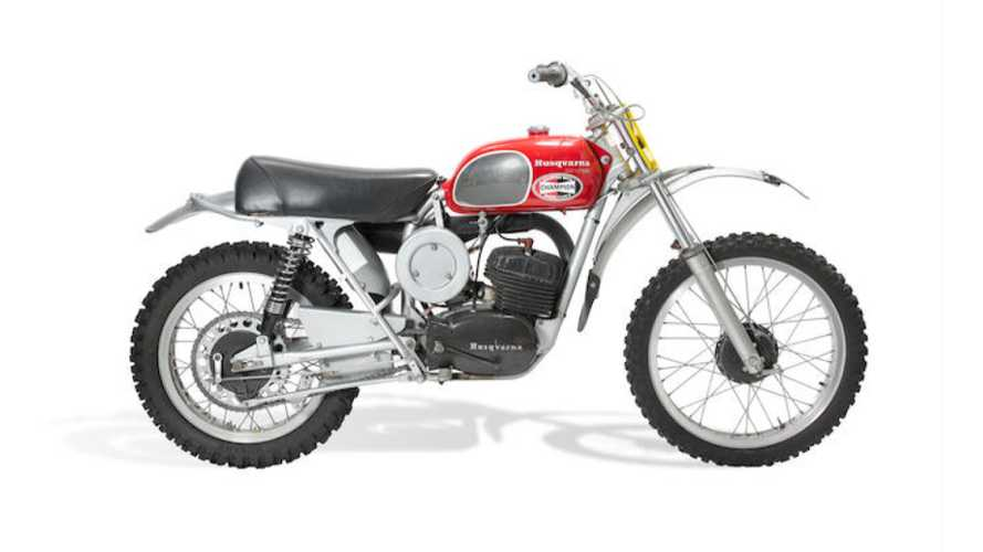 Yet Another Steve McQueen Husky Is Up For Auction