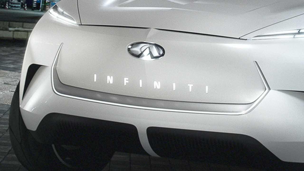 Infiniti QX Inspiration concept
