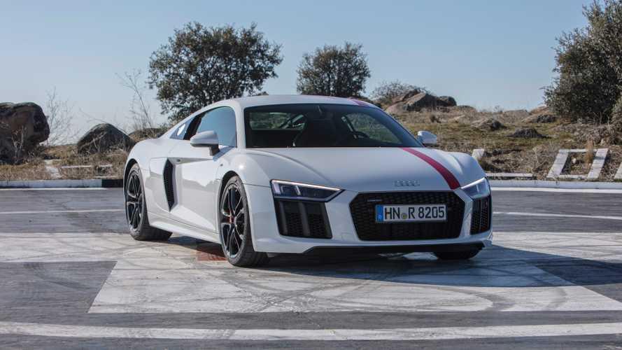 Essai Audi R8 RWS