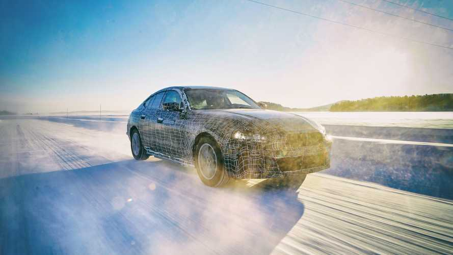 600 kilomètres d'autonomie pour la BMW i4