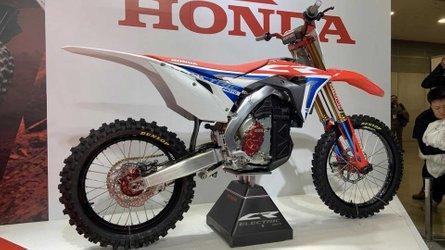 Honda Unveils CR Electric Prototype In Tokyo