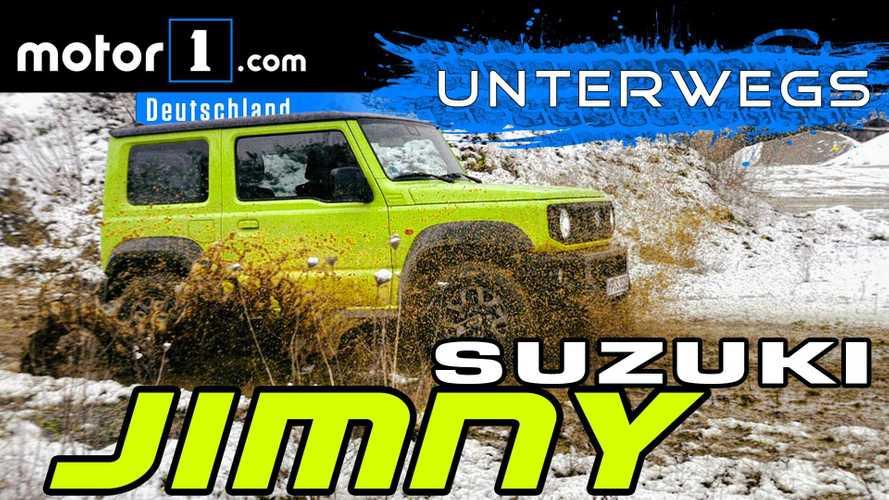 Video: Suzuki Jimny im Test - Darum ist er großartig!